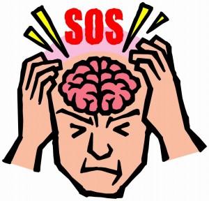 頭痛『非常』